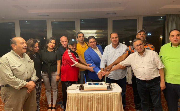 الاتحاد العربي للثقافة الرياضية يحتفل بعشر سنوات ثقافة رياضية مصرية